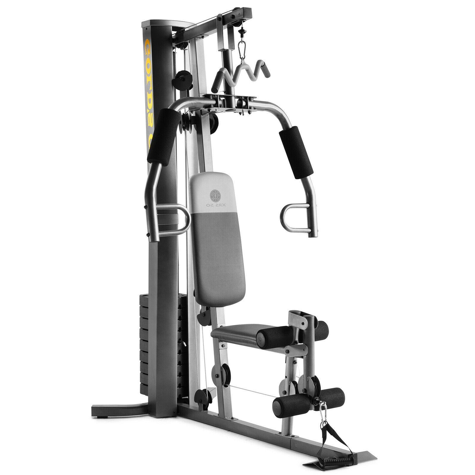 Home Gym Weight Training Fitness Machine Workout