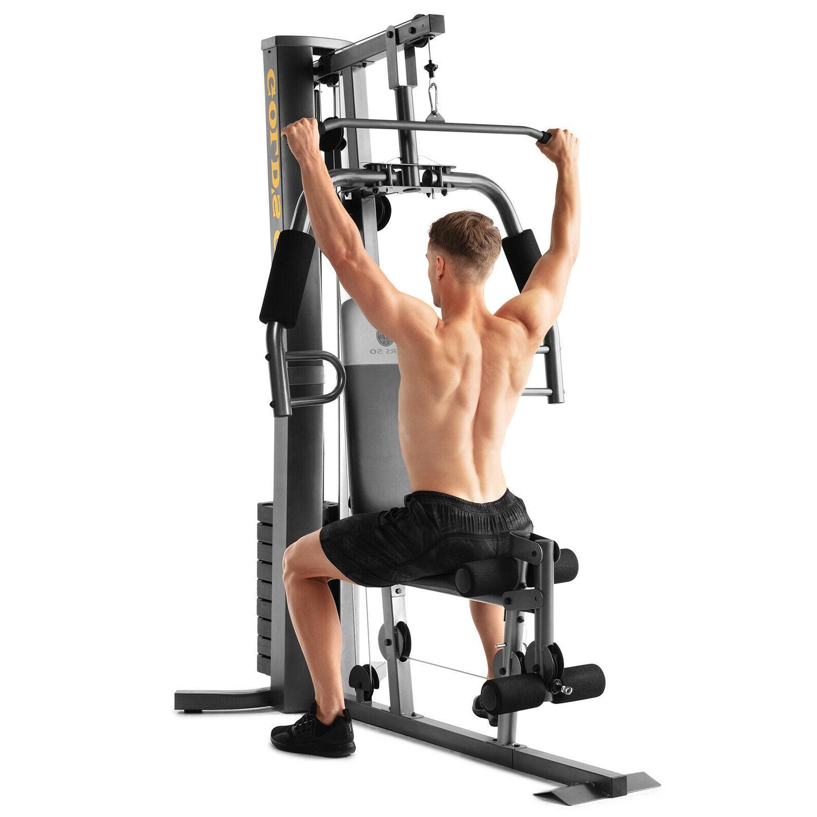 Home Gym Training Machine Workout