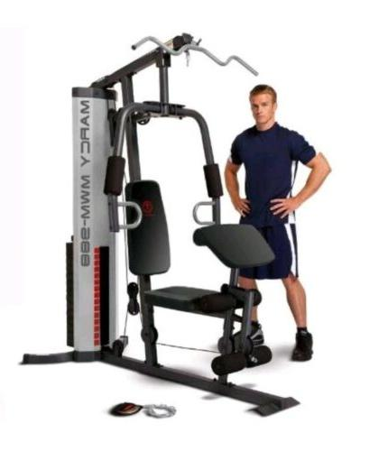 Home Gym Exercise Equipment Machine System Accessories Work Out Training.