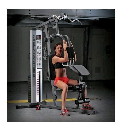Home Gym Equipment Machine Work Out