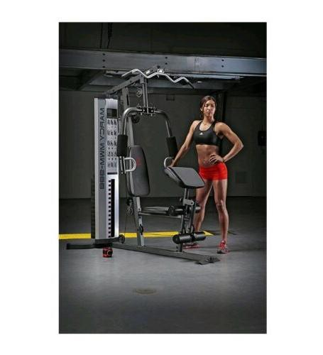 Home Gym Exercise Machine System Weight