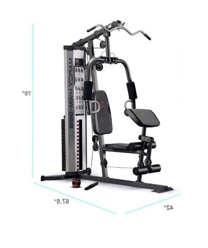 Home Exercise Machine Weight