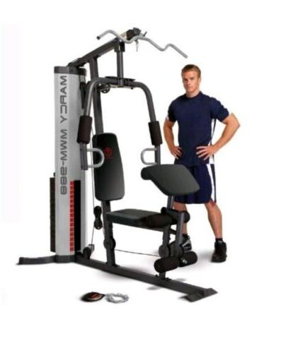 home gym exercise equipment machine system accessories