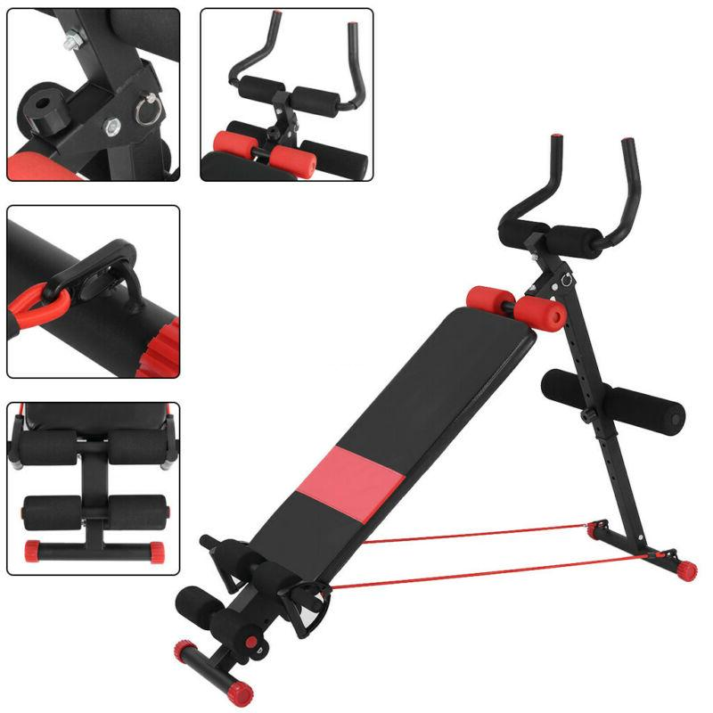 Adjustable Sit Incline Abs Fly Press W/