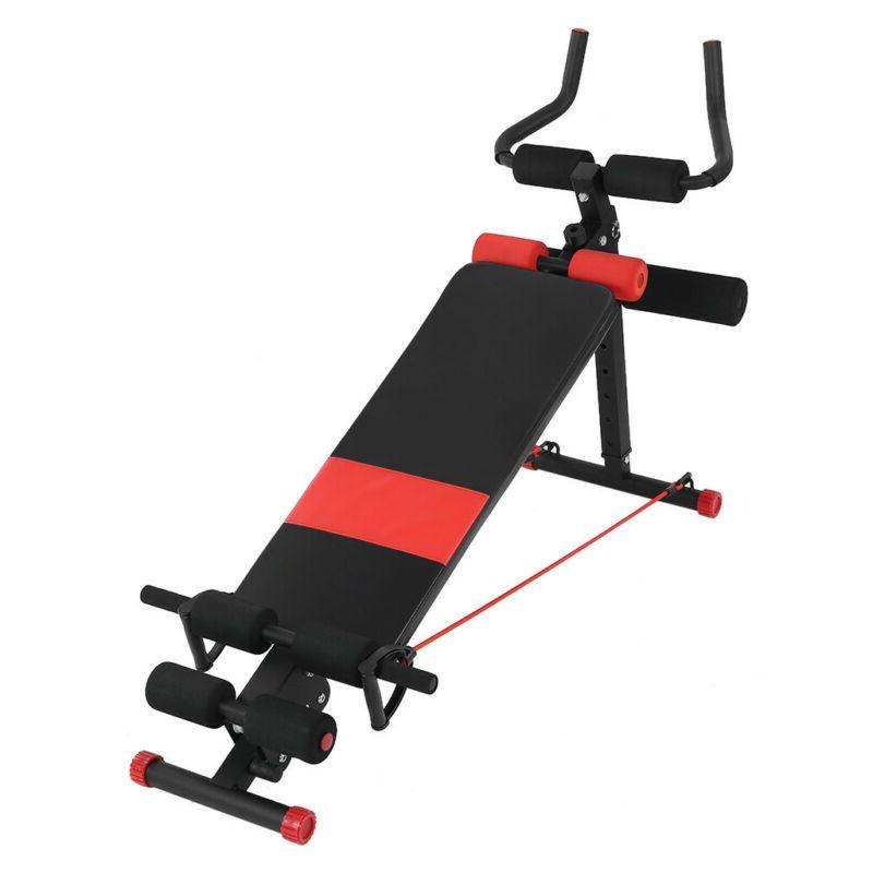 Adjustable Incline Fly Gym W/