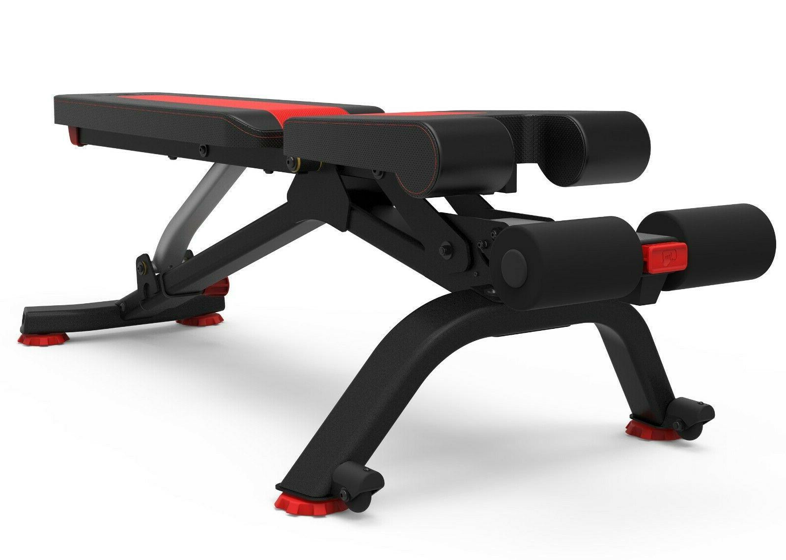 Bowflex Kit - 552 Set + Stowable Bench