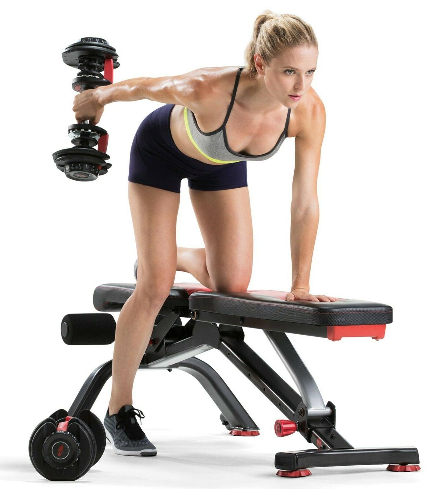 Bowflex Home Gym - + 5.1S Bench