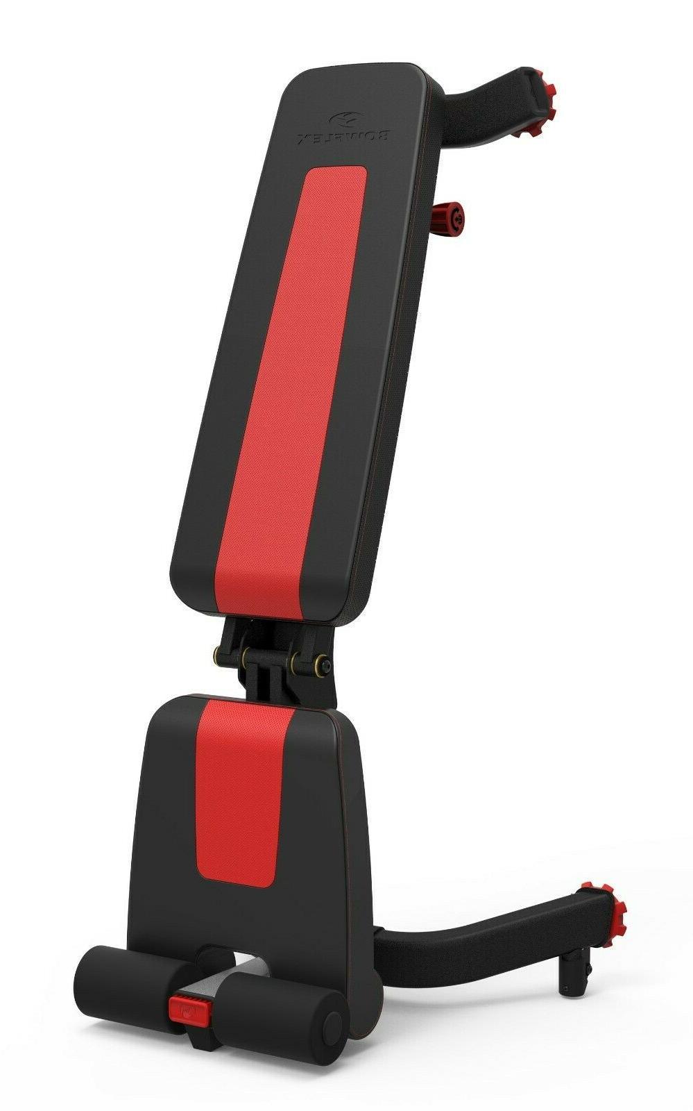 Bowflex Gym - 552 + Stowable Bench