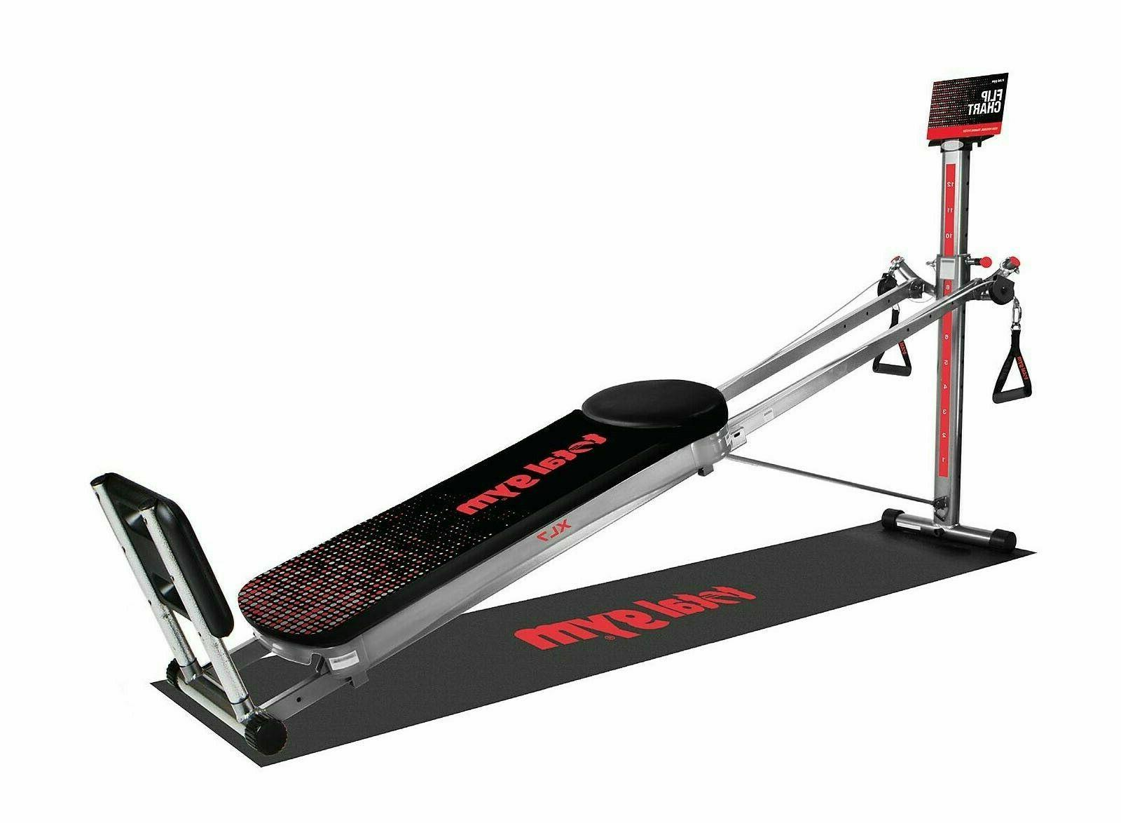 Total Exercise Fitness Ab Trainer