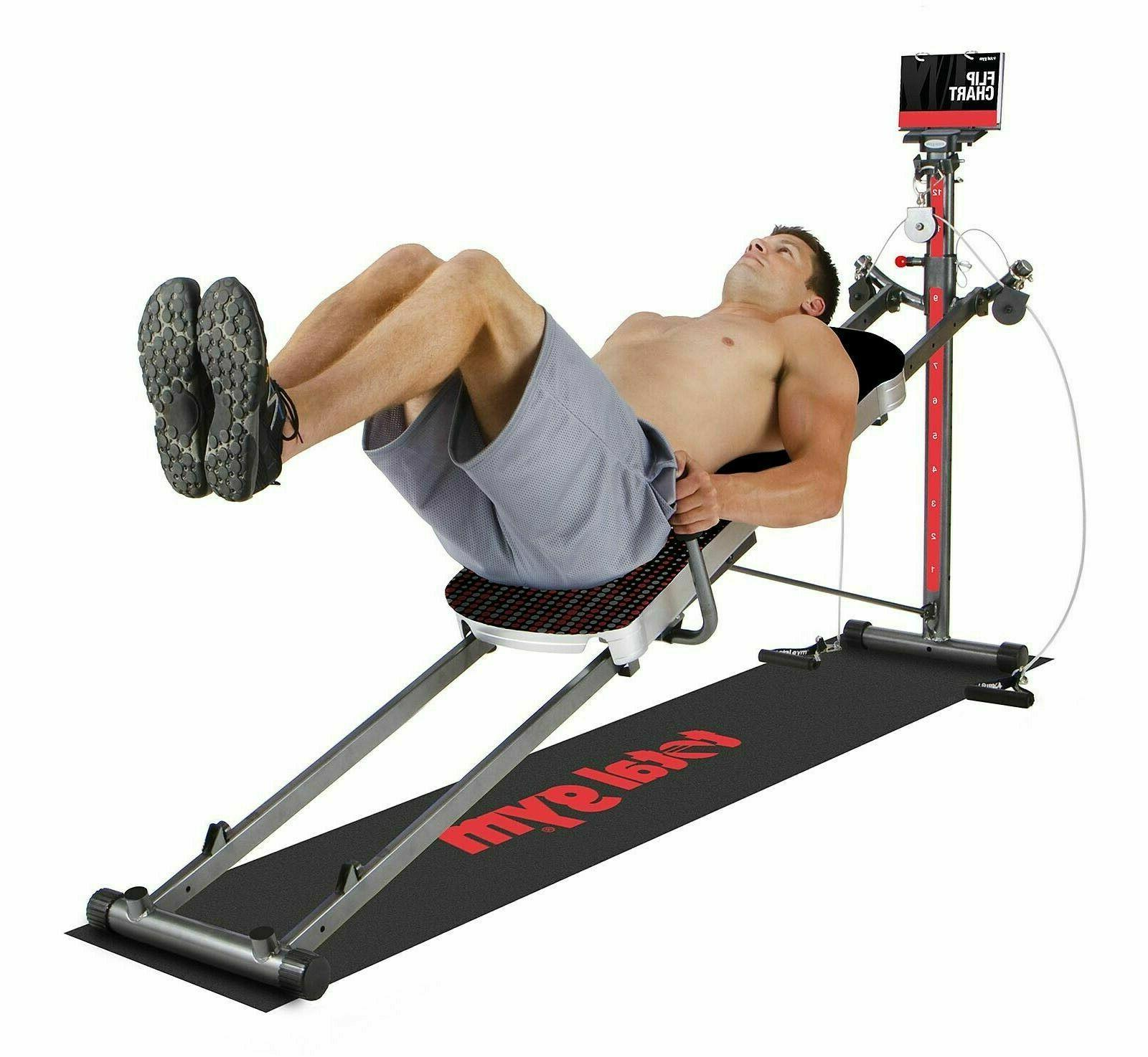 home gym machine full body fitness ab