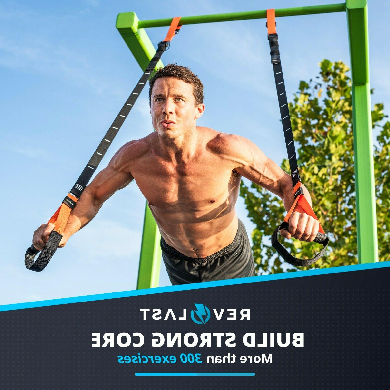 Home Resistance Suspension Home Fitness Workout