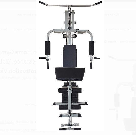 HOME GYM RS 80 Training Total Strength Equipment Sports