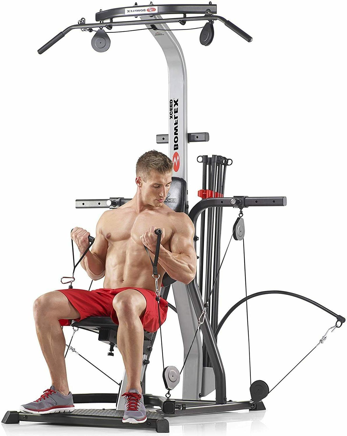 home gym series xceed exclusive newsealed