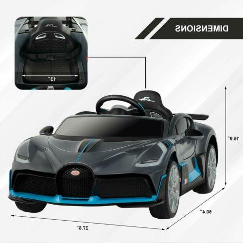 Bugatti Divo Kids On Vehicles RC