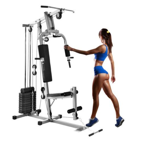 Home Gym Weight Workout Machine Fitness