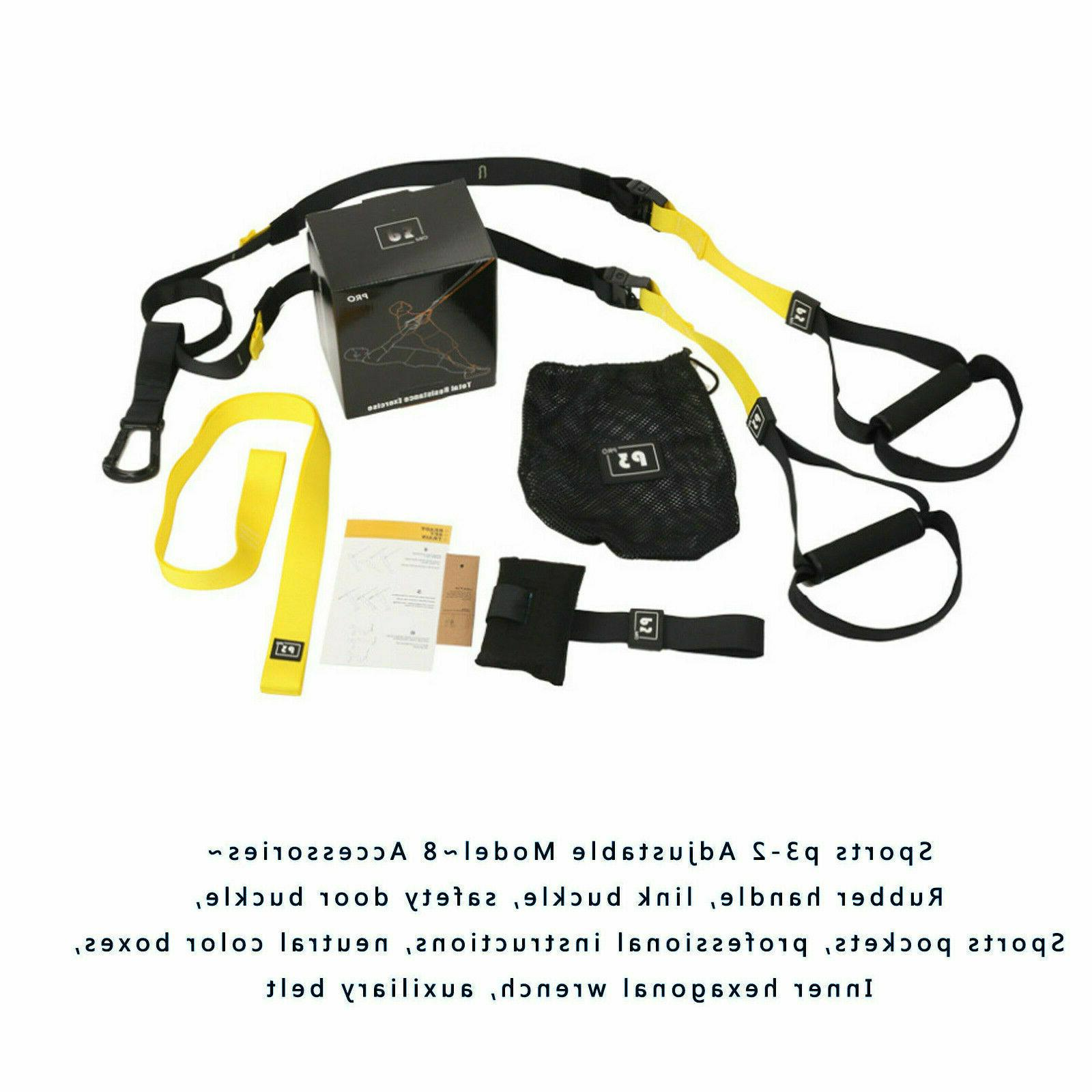 home gym suspension resistance strength training fitness
