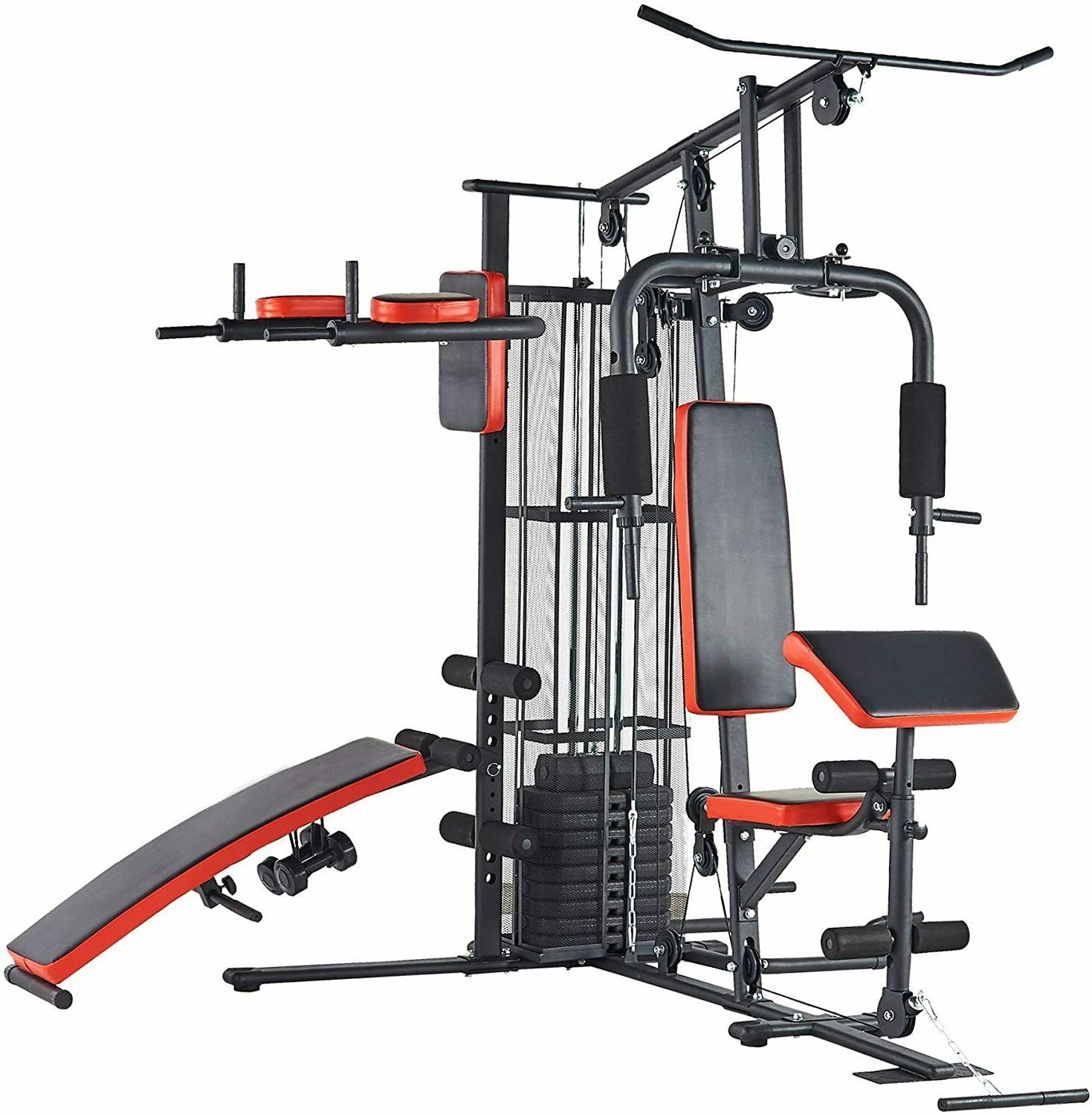 home gym system equipment multiple purpose workout