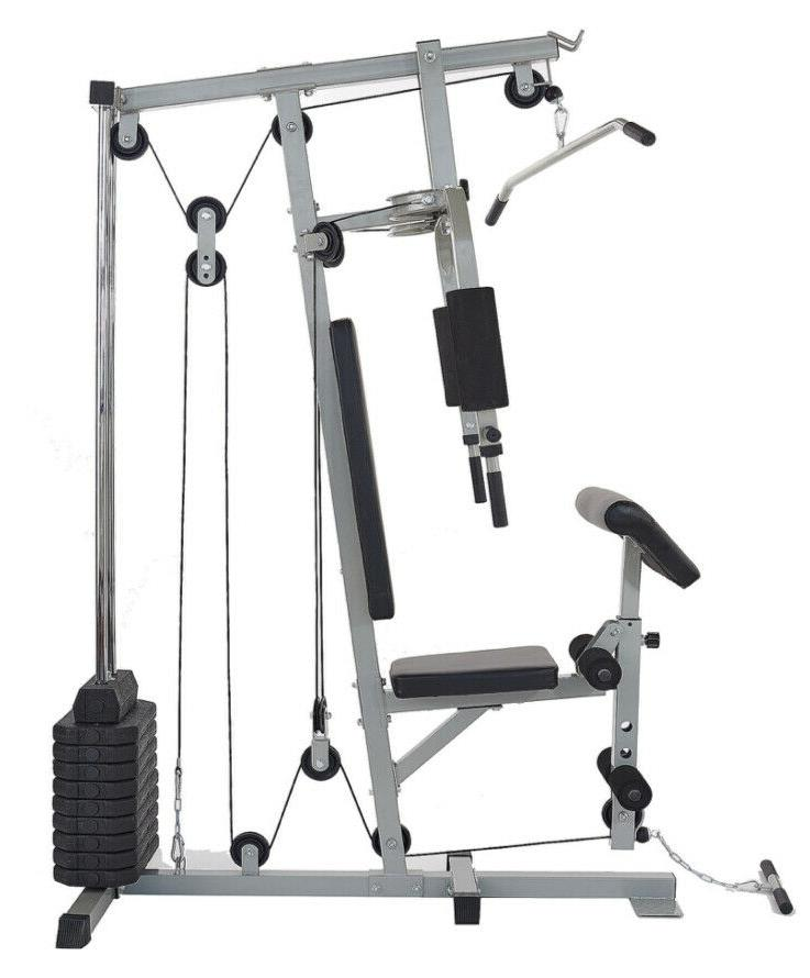 Home Station Heavy Fitness Workout Equipment