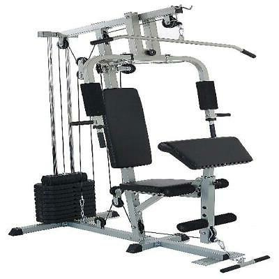 NEW Heavy Duty Fitness Workout Exercise Equipment Home Gym S