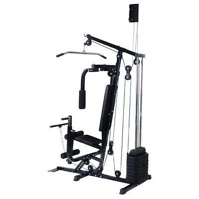 Home Gym Weight Exercise Equipment Machine