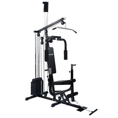 Home Gym Weight Training Exercise Equipment Machine Fitness