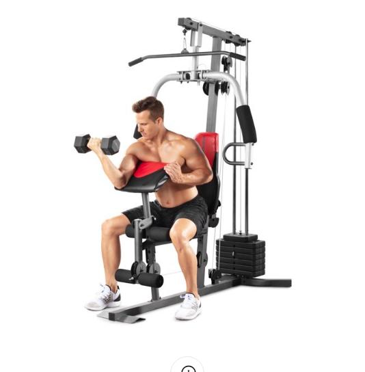 HOME GYM Stations Fitness Strength Exercise Sports