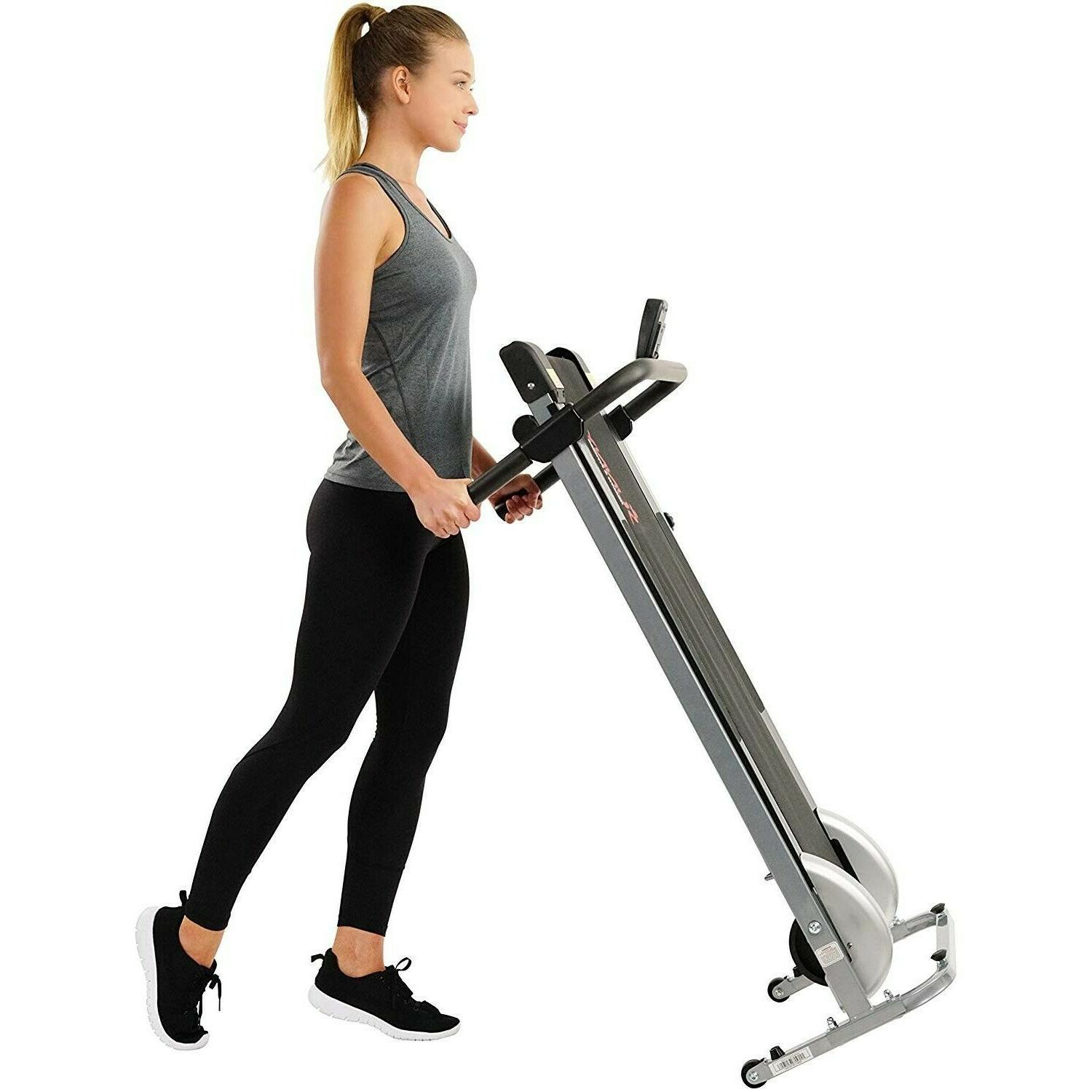 Home Treadmill Cheap Compact NEW