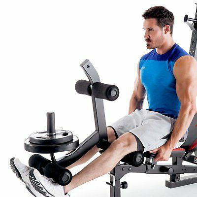 marcy home gym workout fitness exercise deluxe olympic