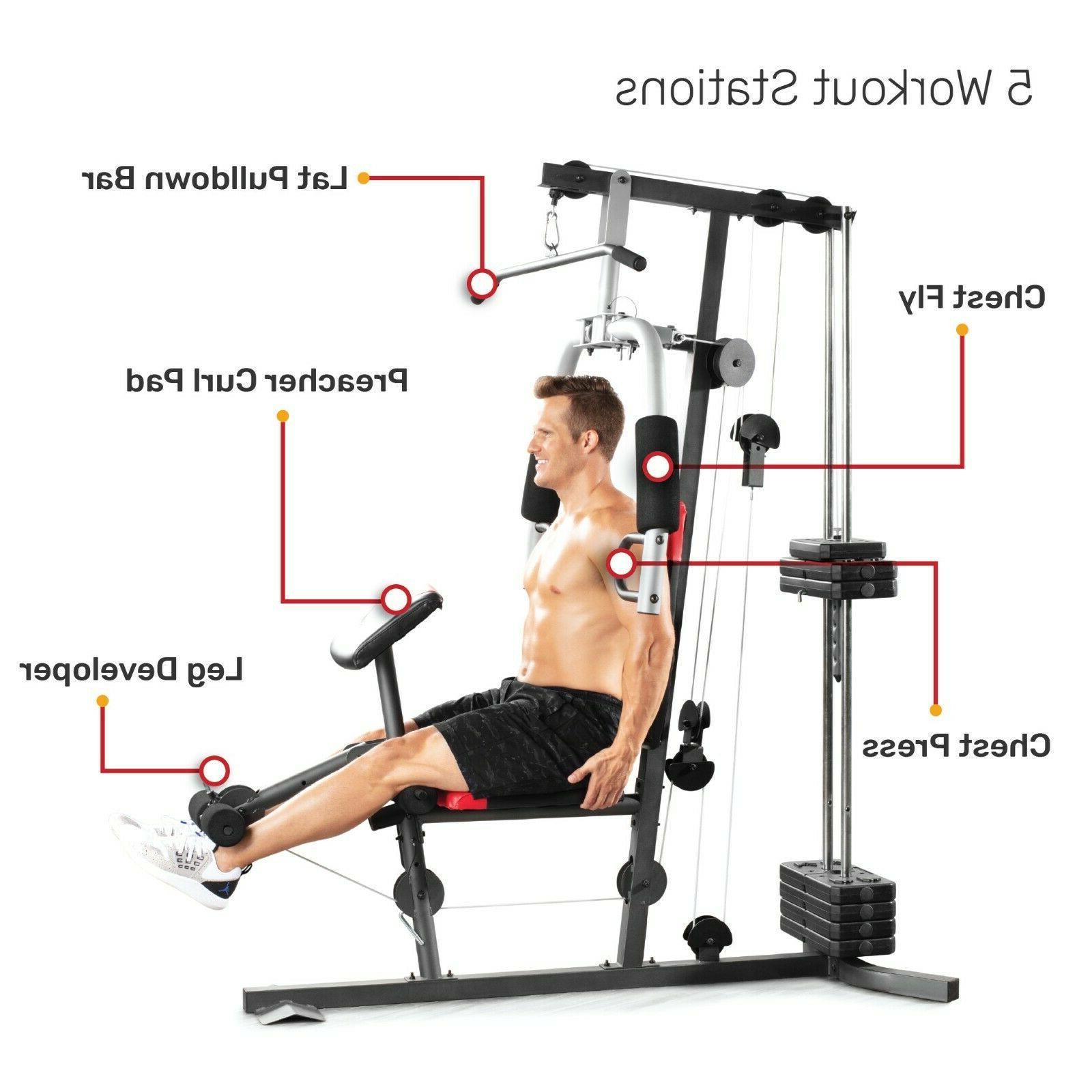 Weider 2980 Gym Leg Pad