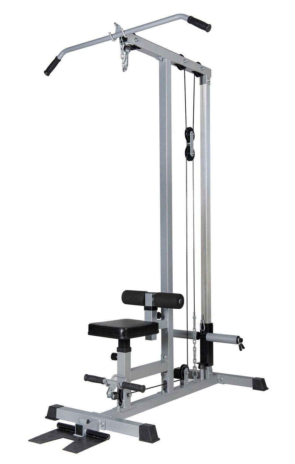 lat pull down machine multifunction low row