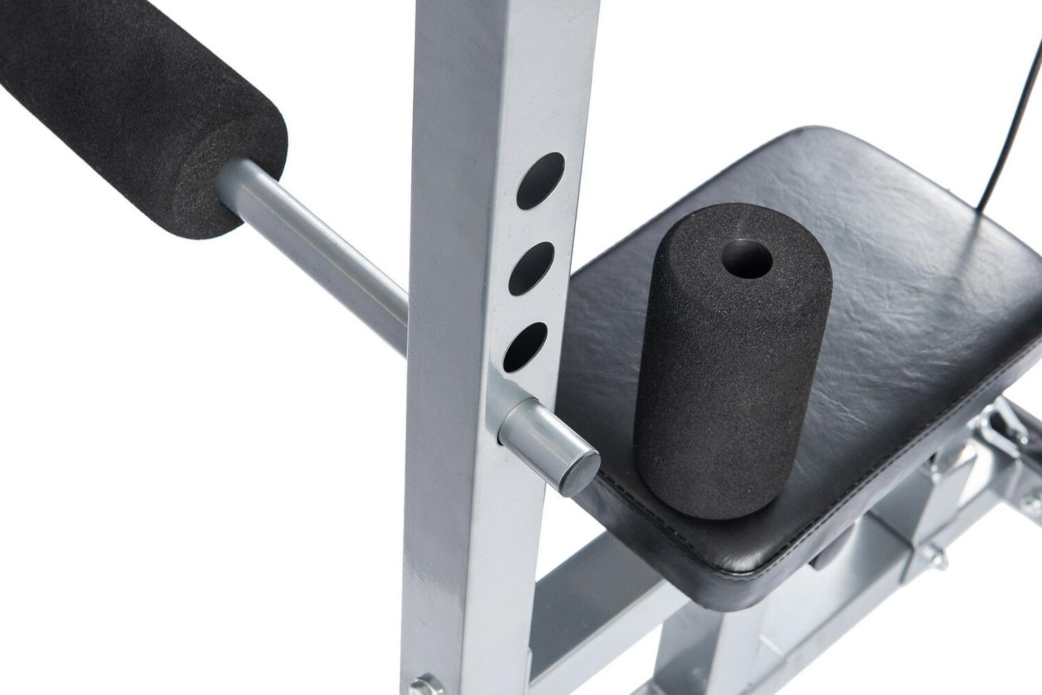Lat Multifunction Row Bar Cable Gym