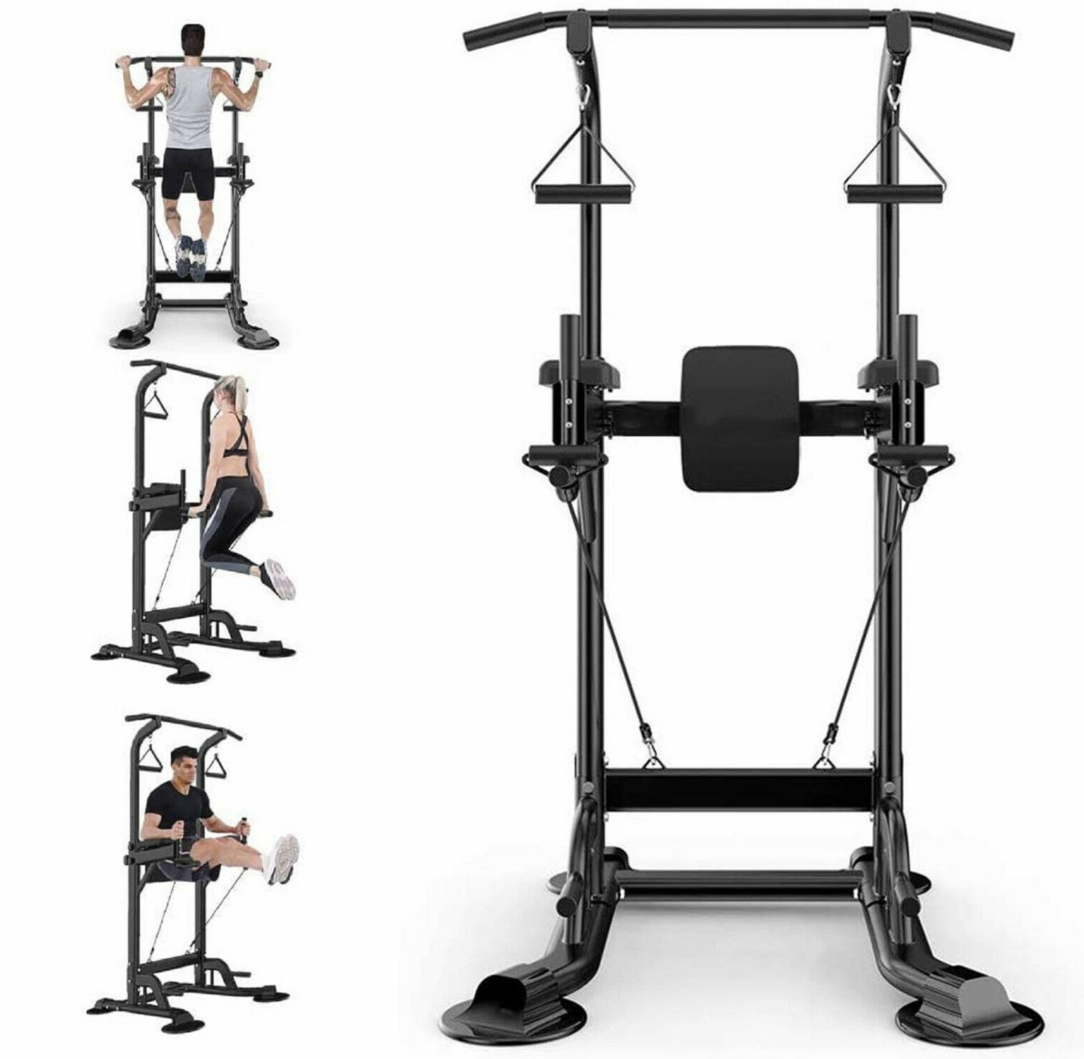 LB Power Tower Pull-up Fitness Equipment functional Home Up