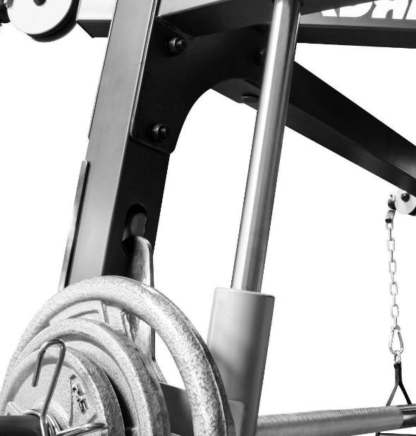 Marcy Deluxe Smith Machine Total Body
