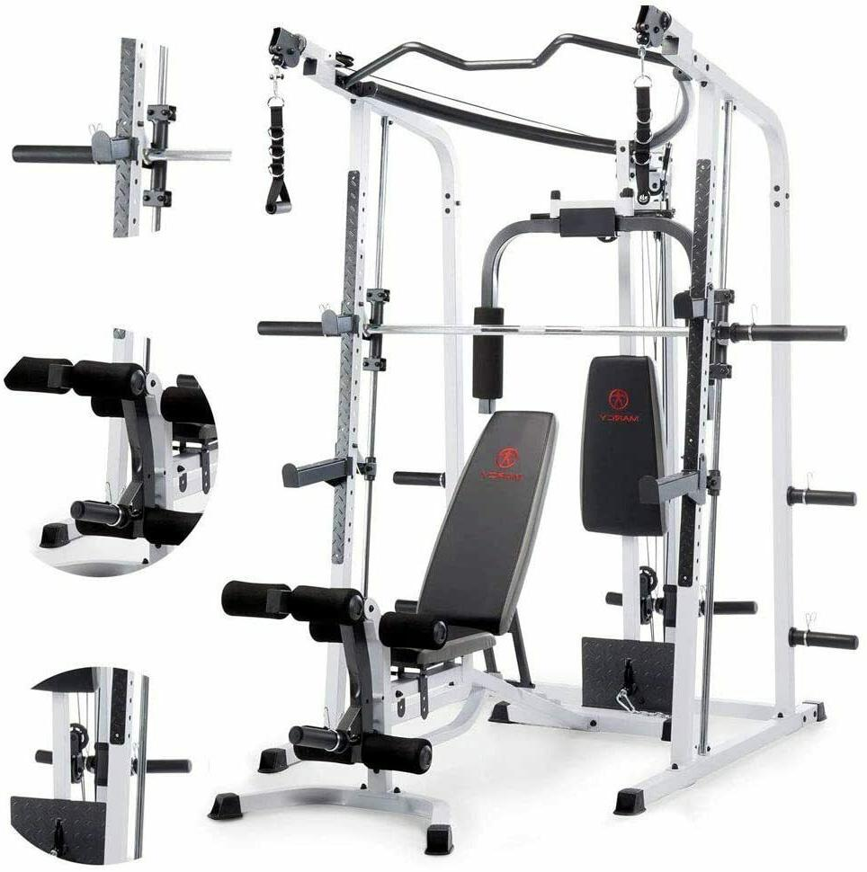md 5191 home gym smith cage brand