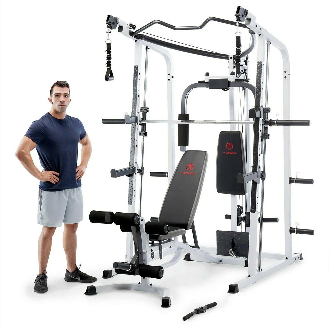 md 5191 smith cage home gym brand