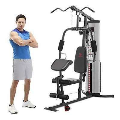 multifunction steel home gym stack