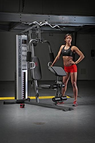 Marcy Steel Home Gym 150lb MWM-988