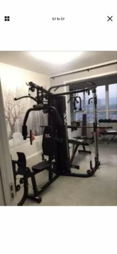 Multifunctional Smith Machine Crossover