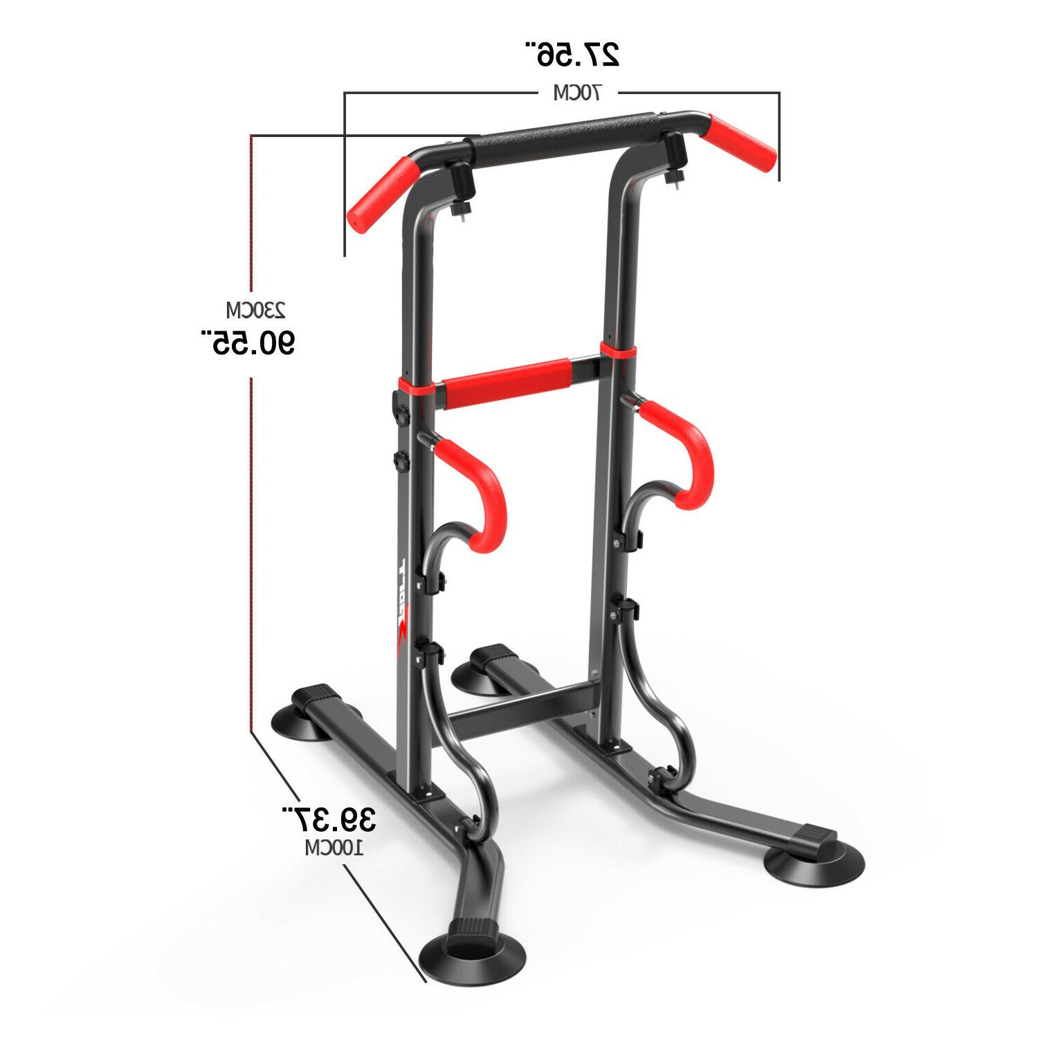 Multifunctional Heights Push for Home Gym