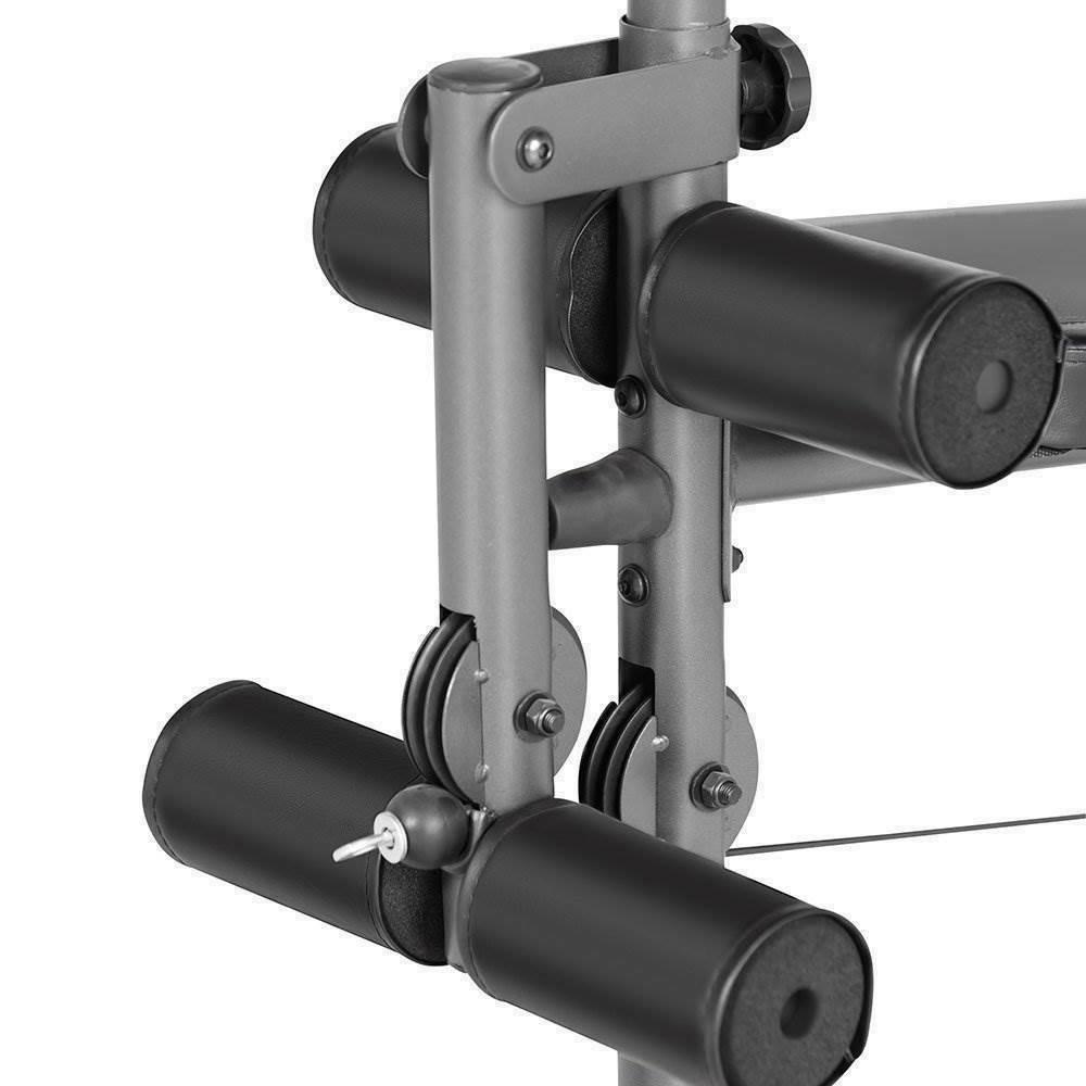 Details MWM-988 Gym 150 Adjustable Weight Sta
