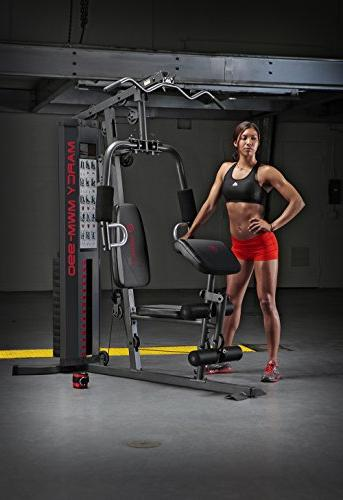 Marcy 150-lb Home Gym for Body Training