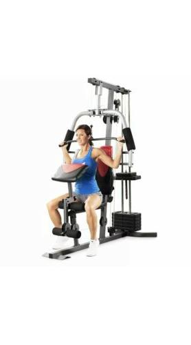 NEW Home Exercise Weights Bench System