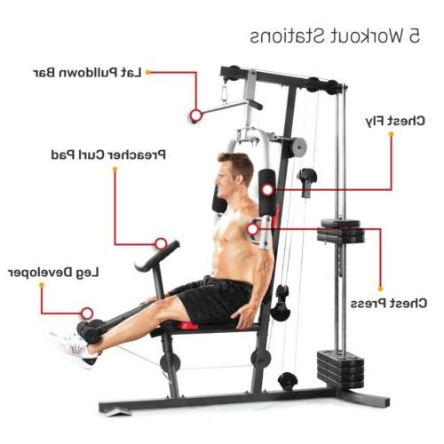 NEW 2980 Home Exercise System