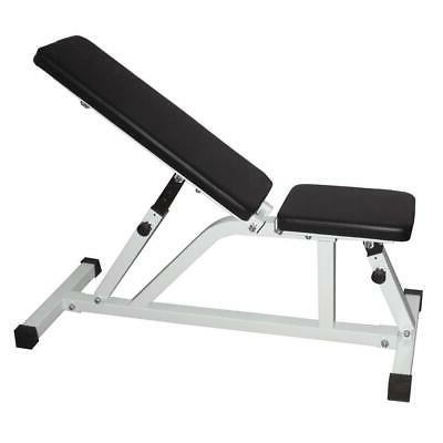 New 8-Position Bench Gym Exercise Fitness