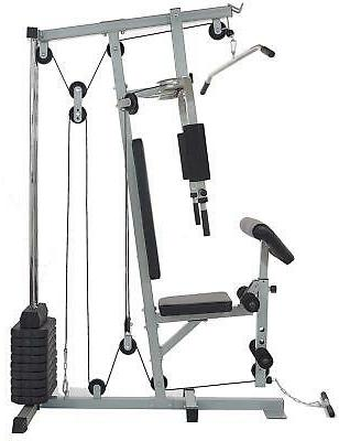 Workout Exercise Home Gym System Triceps Cable