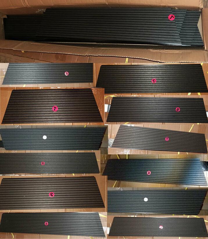 NEW BOWFLEX Baseboard Floor Parts
