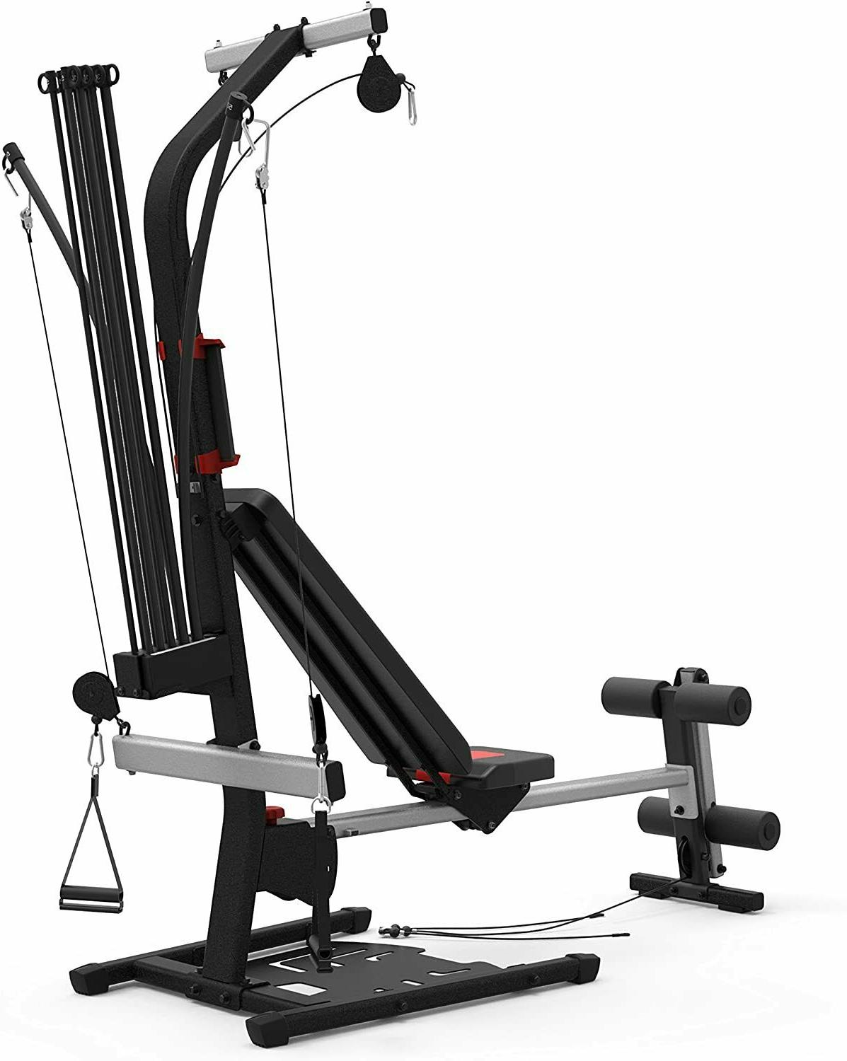 Bowflex PR1000 Home Gym -Full Body Training Machine
