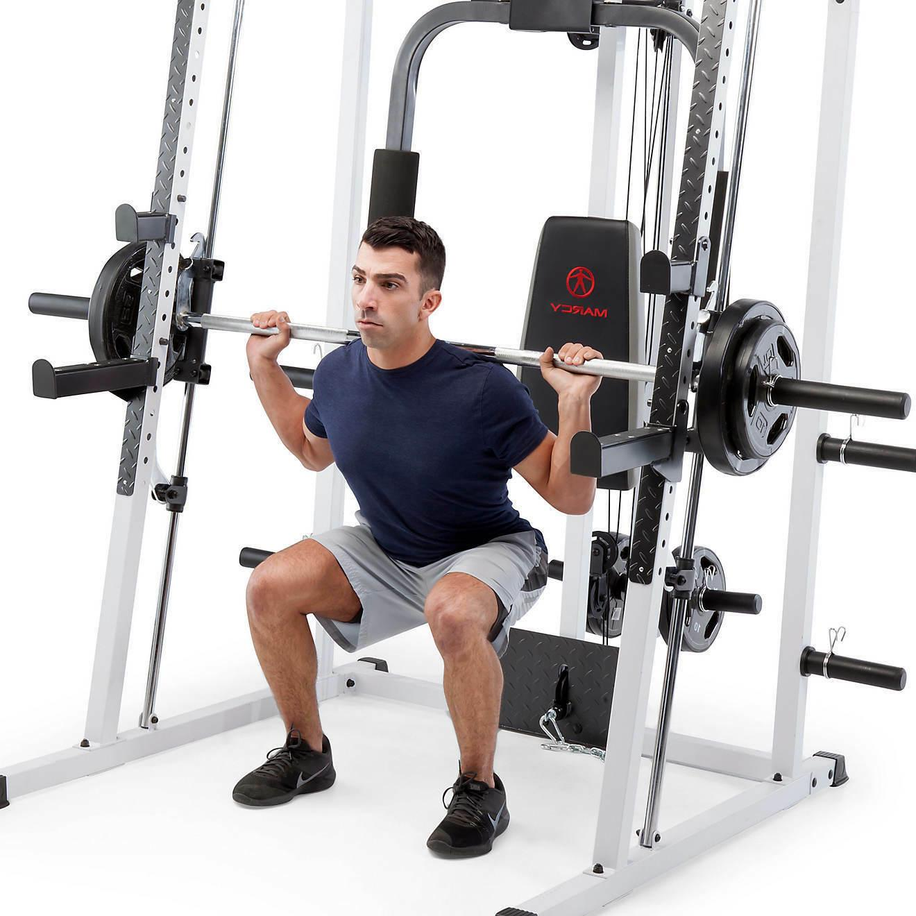 Marcy MD-5191 Smith Cage Home Gym - New!! - Trusted Seller -