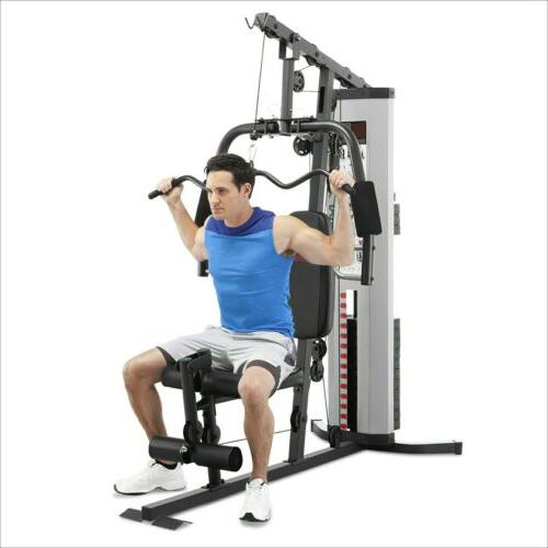 🔥NEW MODEL Marcy® Pro MWM-988 Home Gym 150lbs Adjustable Stack