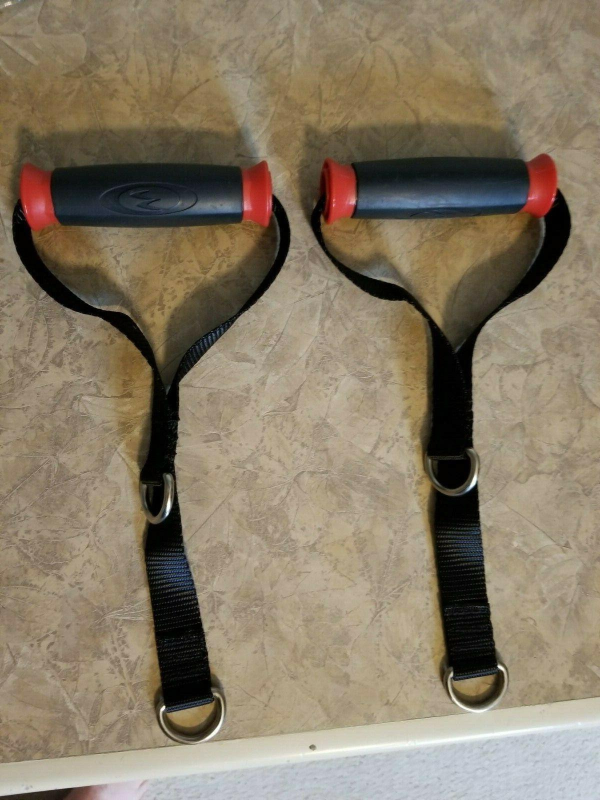 new pair revolution xp home gym handles